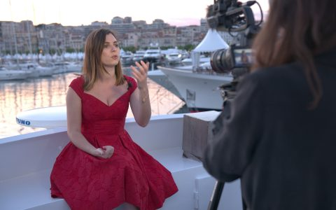 Interview Audrey Clinet France24 – Festival Cannes 2017